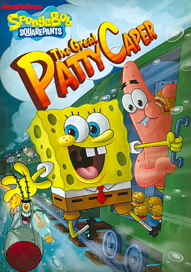 SPONGEBOB SQUAREPANTS:GREAT PATTY CAP BY SPONGEBOB SQUAREPANT (DVD)